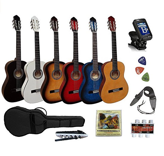 Pack Guitarra Clásica